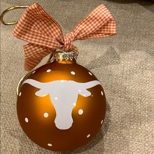 Coton Colors University of Texas Ornament